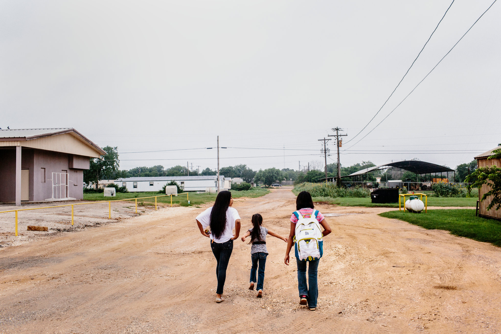 The Nation's Largest Immigration Detention Center