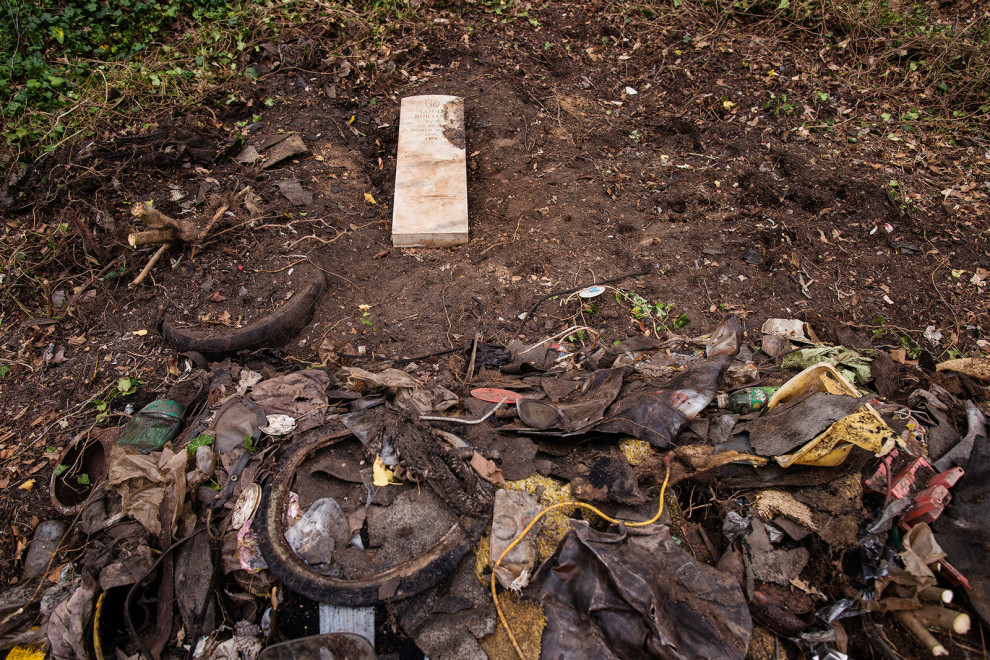 These Abandoned Black Cemeteries Were Long Forgotten — Until Now
