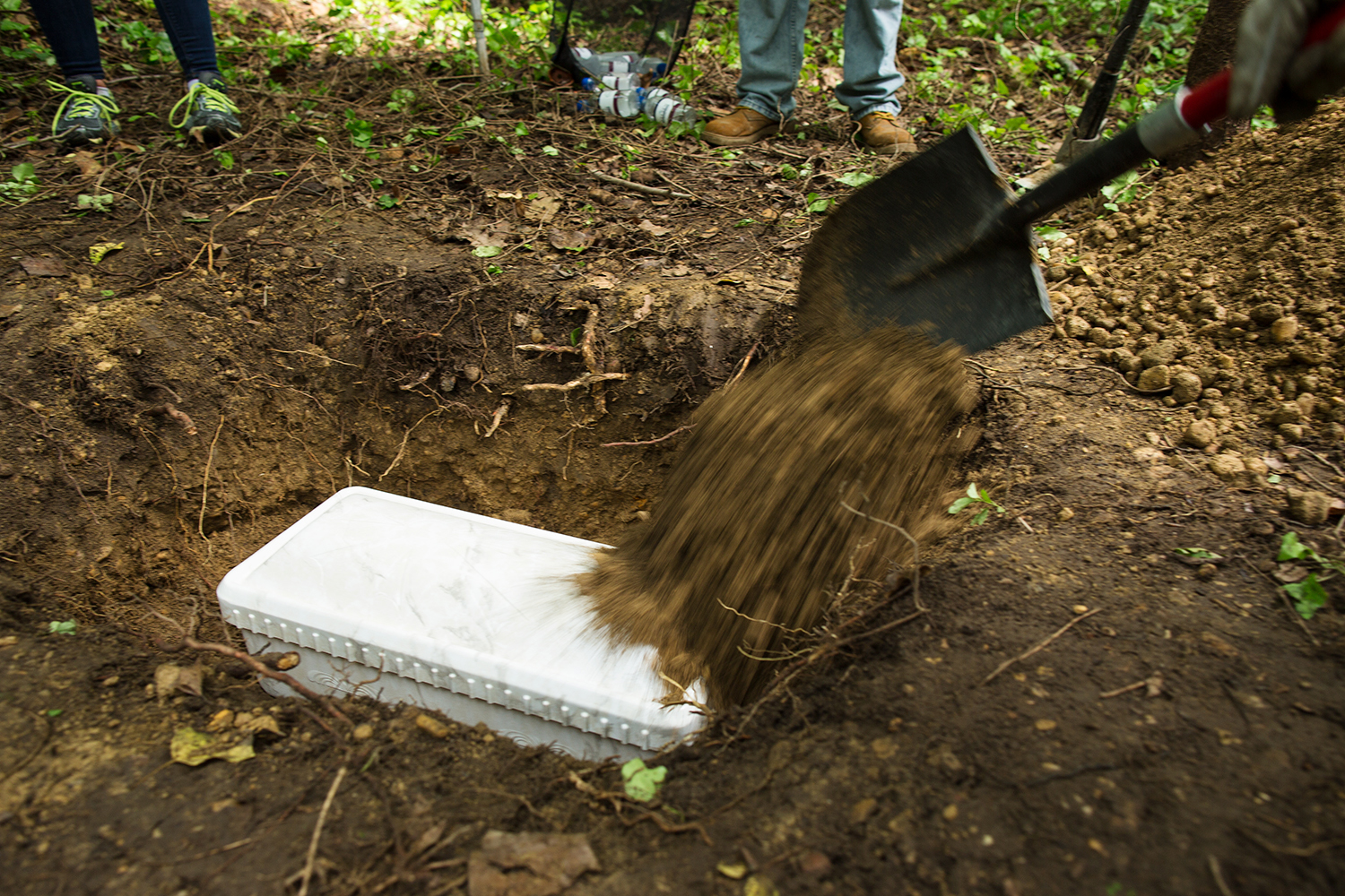Uncovering Forgotten African-American Graves