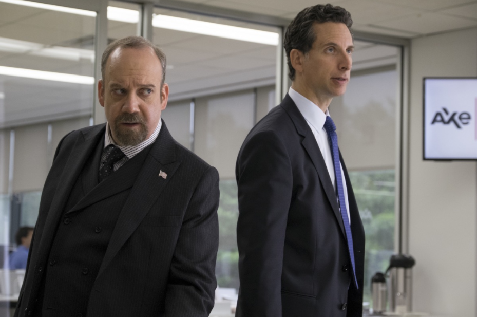 On 'Billions,' Comeuppance Never Comes