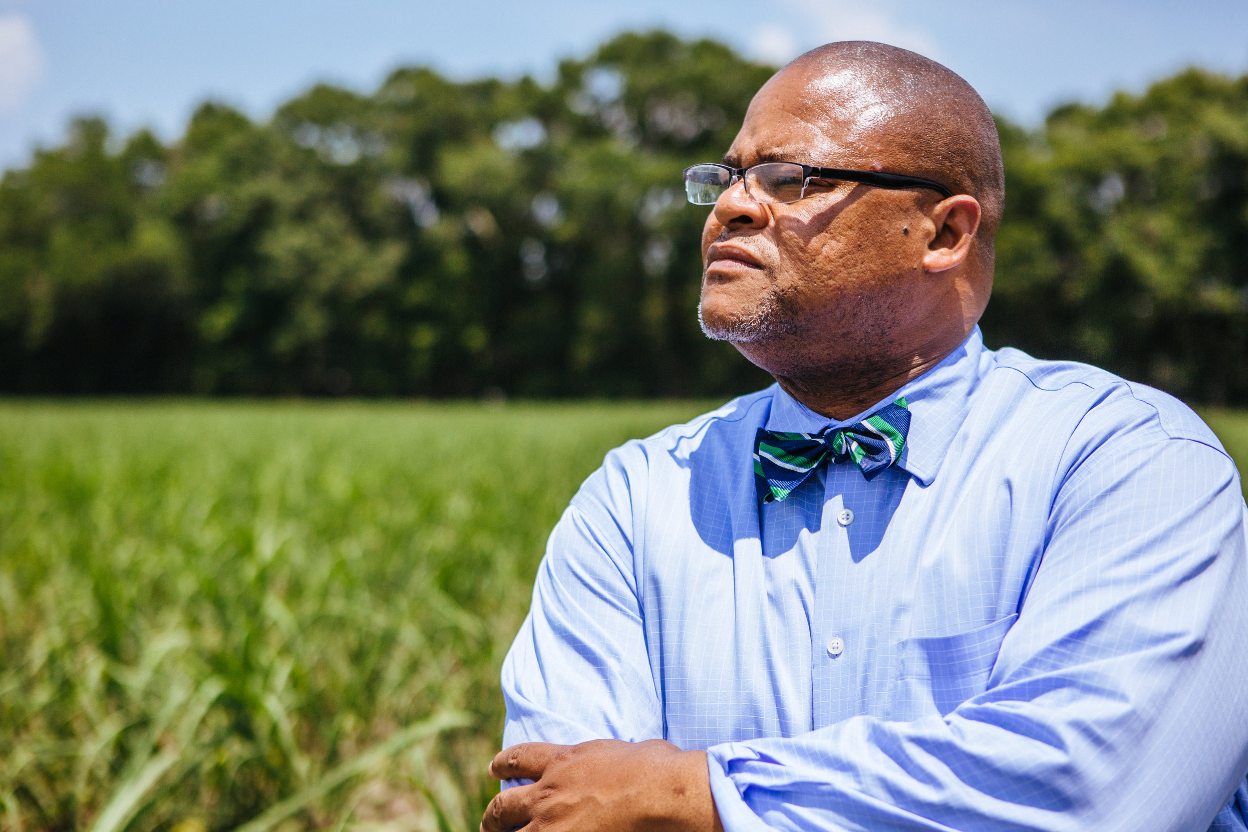 'It's Not Fair, Not Right': How America Treats its Black Farmers
