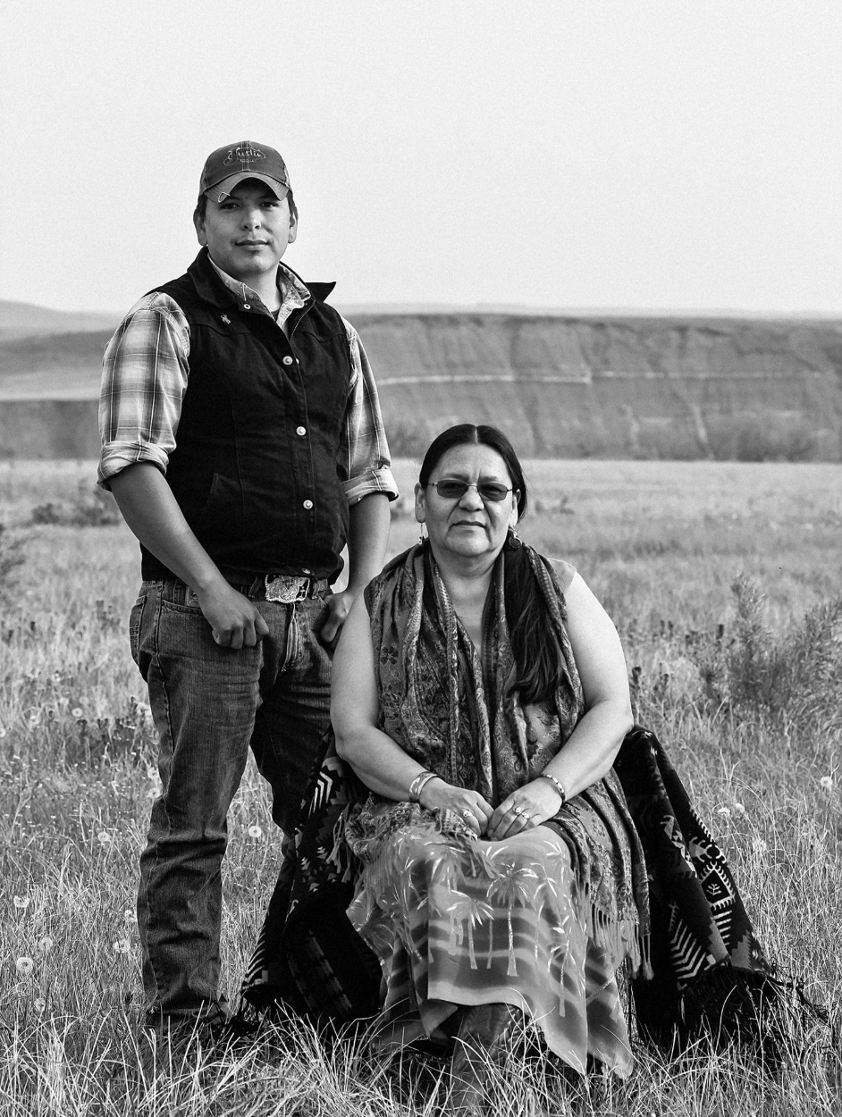 Ranching Families on Cheyenne River Reservation Face a Choice