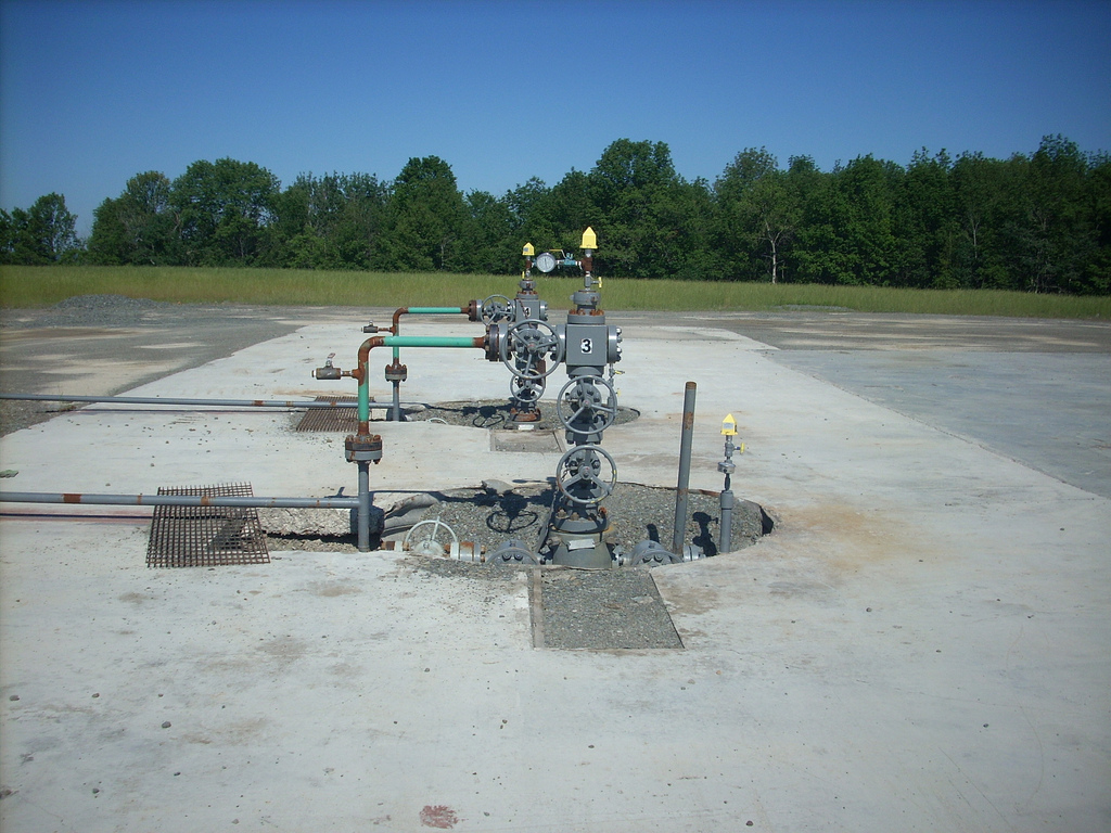 The North Dakota Fracking Boom