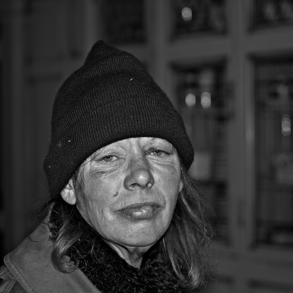 Old, Female and Homeless