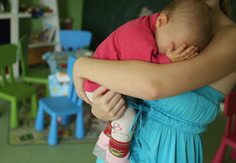 Sandberg Left Single Mothers Behind