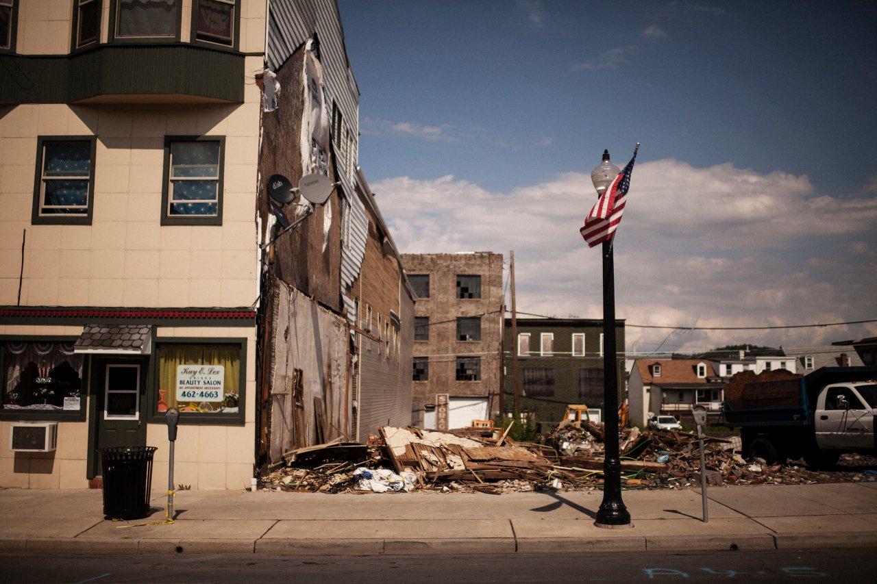 America's Fading Main Streets