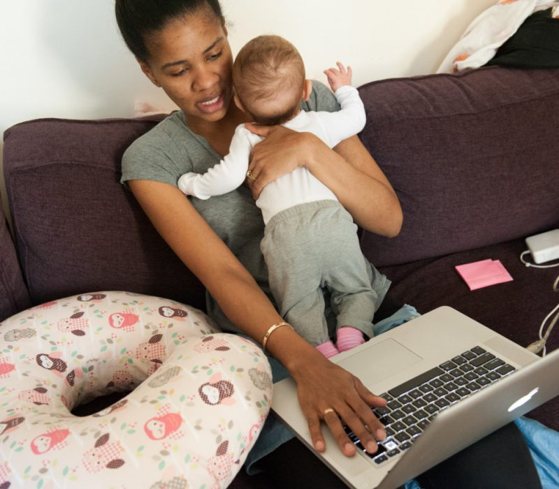 The Lives of Working Moms