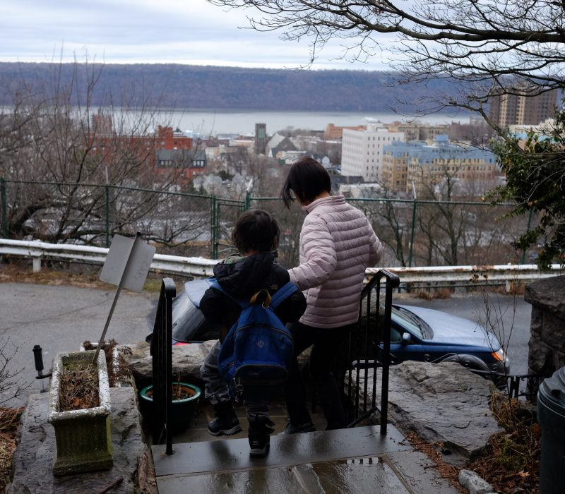 A 300-Foot Wealth Gap in Yonkers