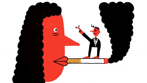 Off Our Butts: How Smoking Bans Extinguish Solidarity