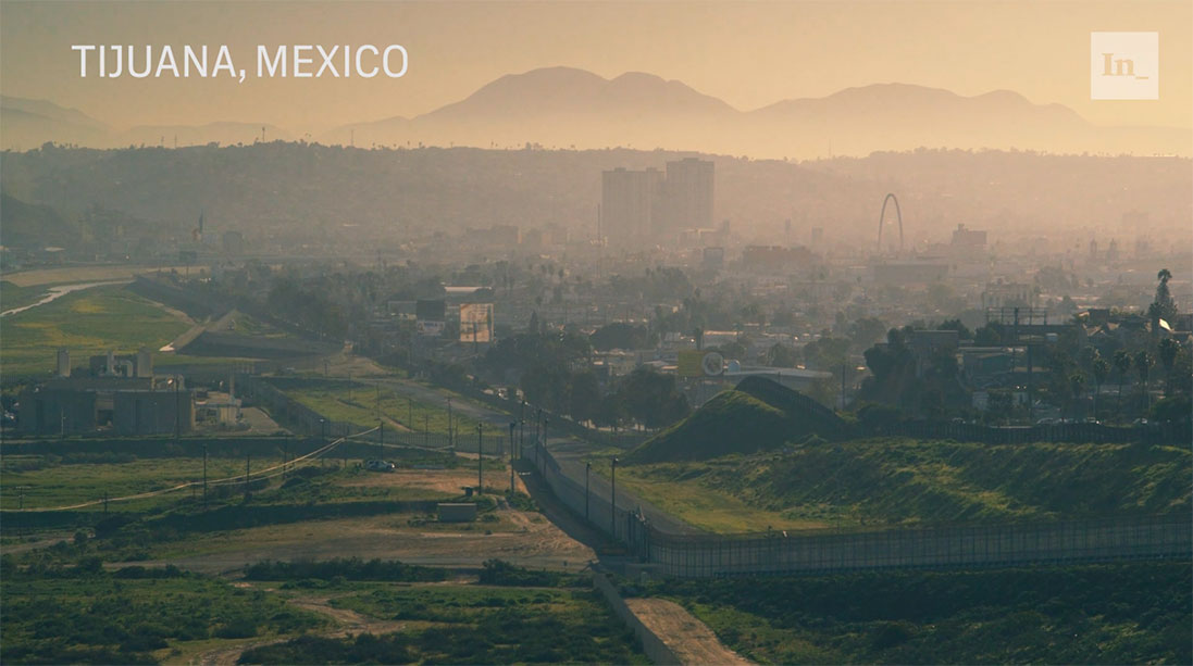 Tijuana is a Hub of Exile and Hope for Deportees and Migrants