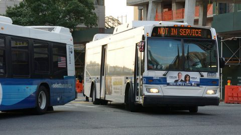 Staten Island Bus Service Struggles as Rezoning Looms