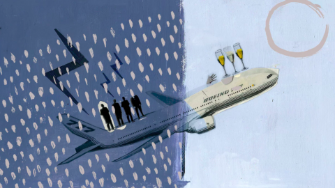 Air Rage: Why Does Flying Make Us so Angry? Science Says it's About Class