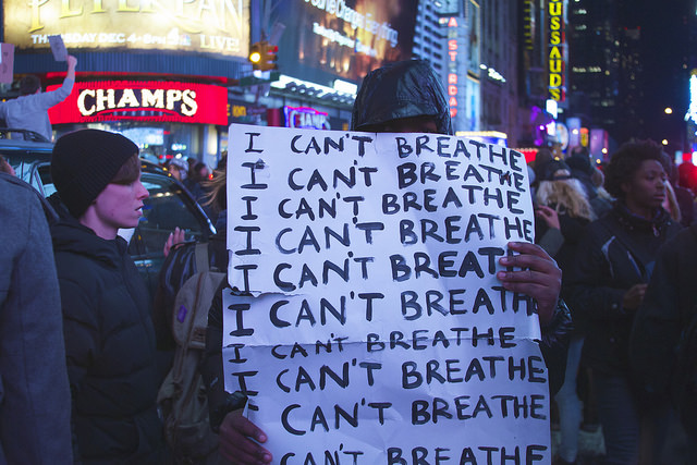 The Street Where Eric Garner Died Struggles to Recover