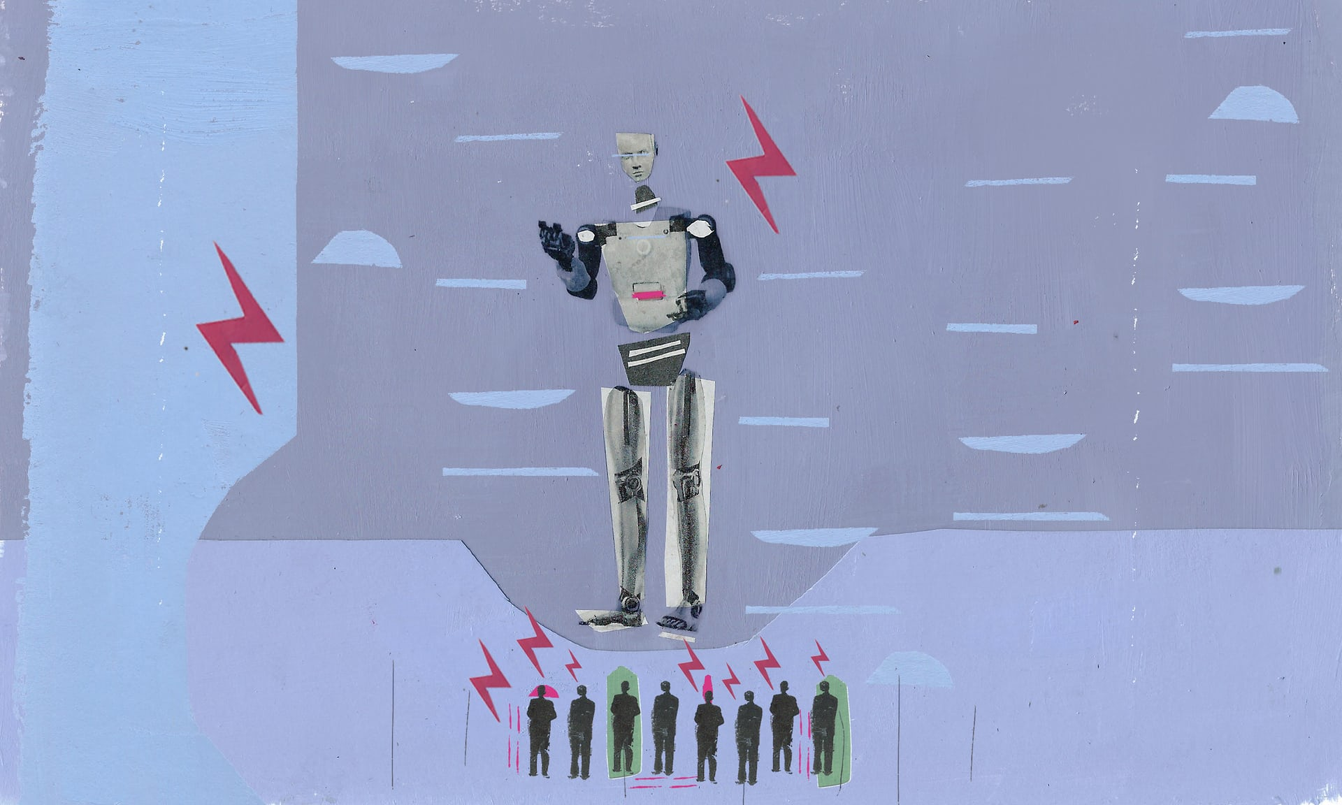 Automation Is a Real Threat. How Can We Slow Down the March of the Cyborgs?
