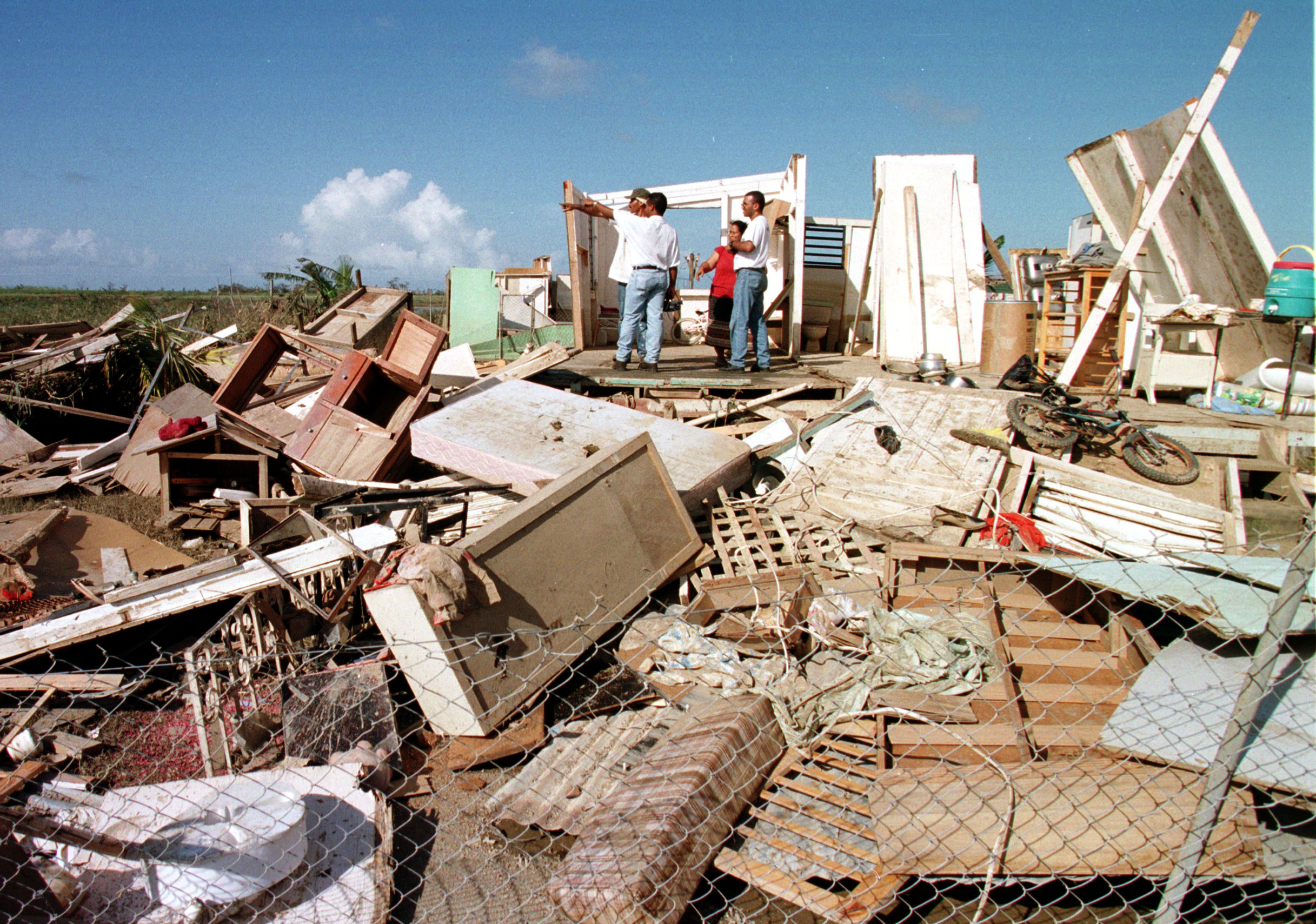 Storm of Shame: How Hurricane Relief Sorts People into Deserving and Undeserving Poor