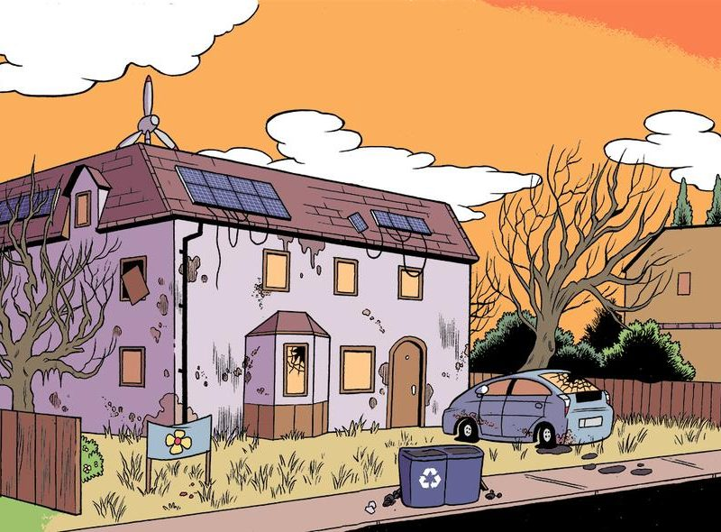 I Tried to Make My Home Energy Efficient and It's Ruining My Life
