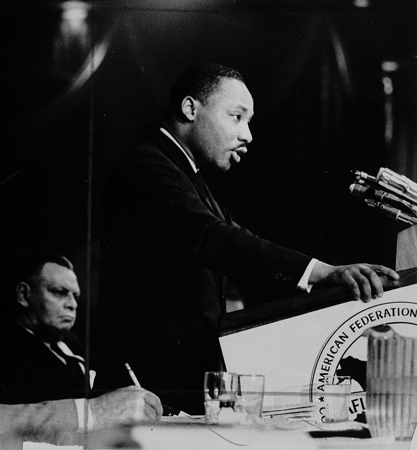 Martin Luther King Jr.'s Last Fears Are Still Alive in Trump's America