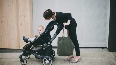 The Motherhood Advantage