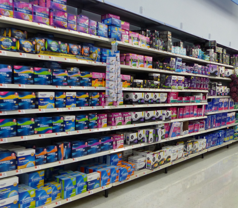 Making Tampons Free Can Make Them Safer, Too