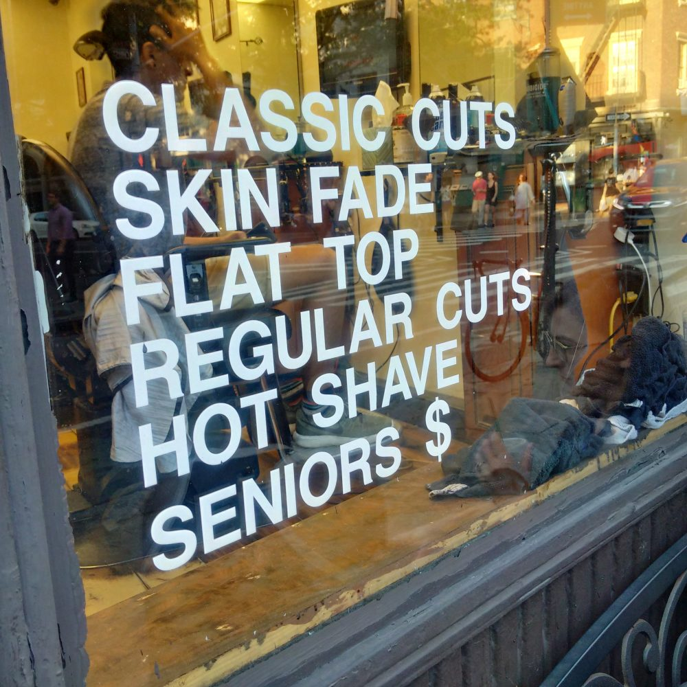 Not all senior citizens need discounts. But all low-income people do.