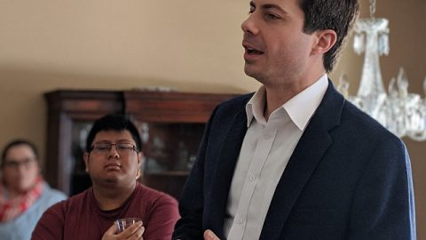 Pete Buttigieg Revived South Bend With Tech. Up Next: America