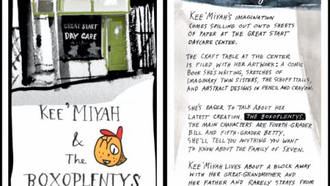 Kee'Miyah & The Boxoplentys