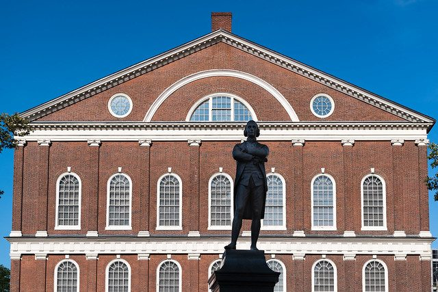 Artist Withdraws Proposed Faneuil Hall Slave Memorial After Boston NAACP Says It Will Oppose It