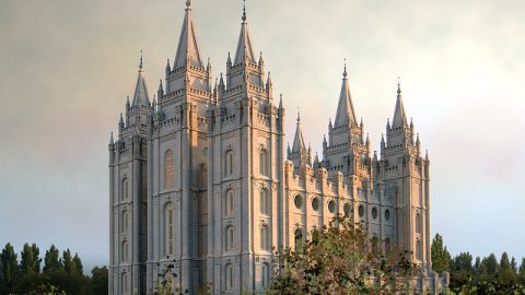 Salt Lake City Offers Glimpse of Socialism, Mormon-Style