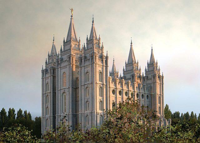 Salt Lake City Offers Glimpse of Socialism, Mormon-Style