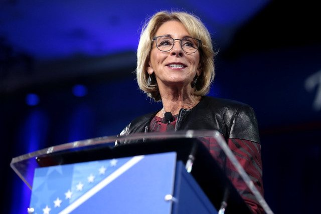 I'm Drowning In $120K Of Student Debt And I'm Suing Betsy DeVos To Make Her Fix That