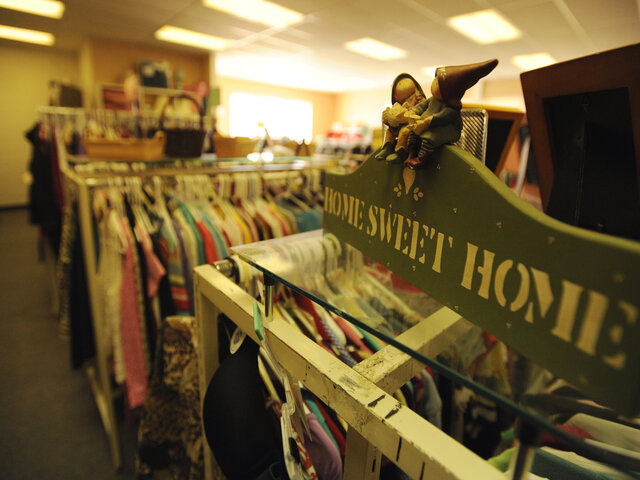 The Dignity of the Thrift Store
