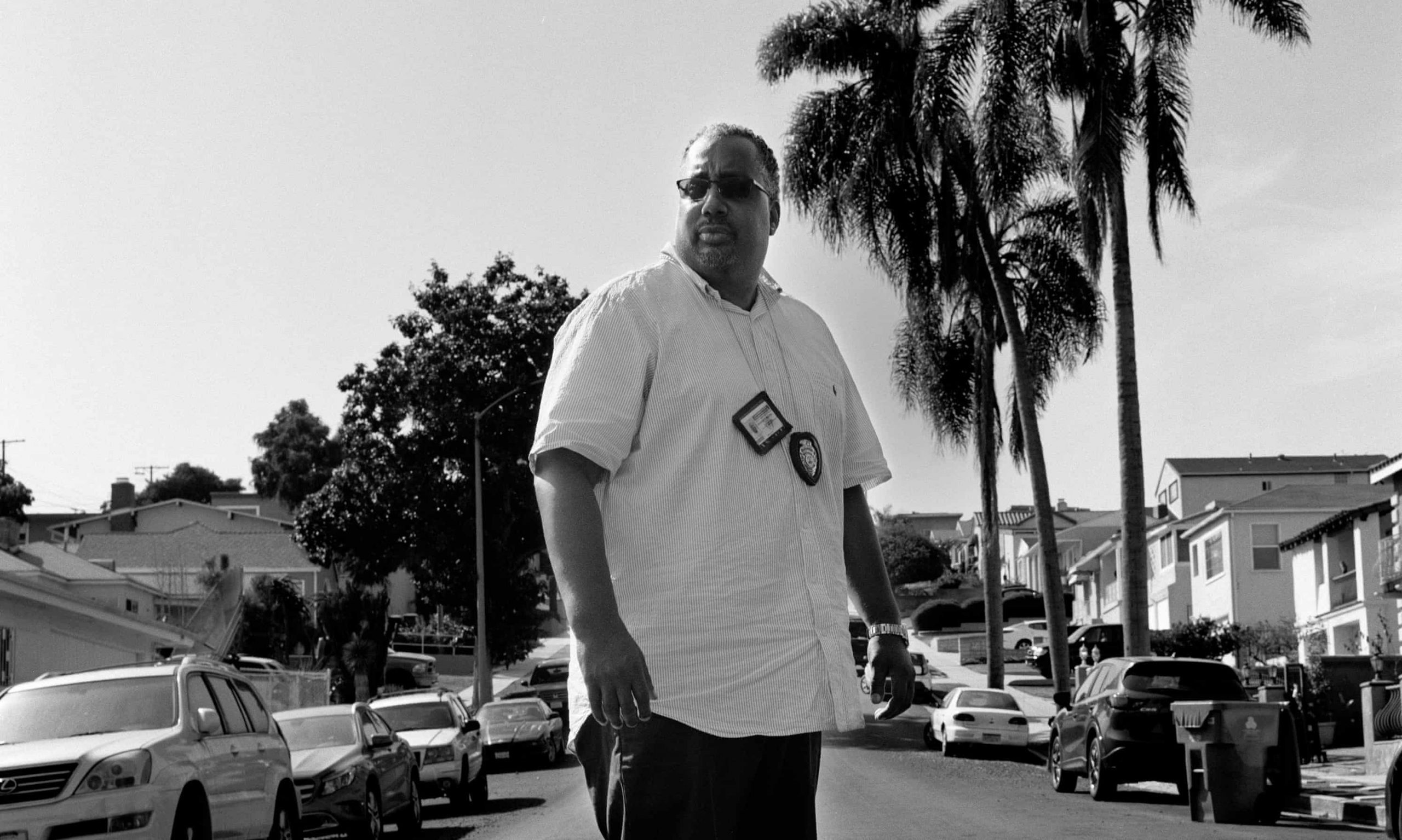 'I don't get an extra check for locking you up': a week with an LA probation officer