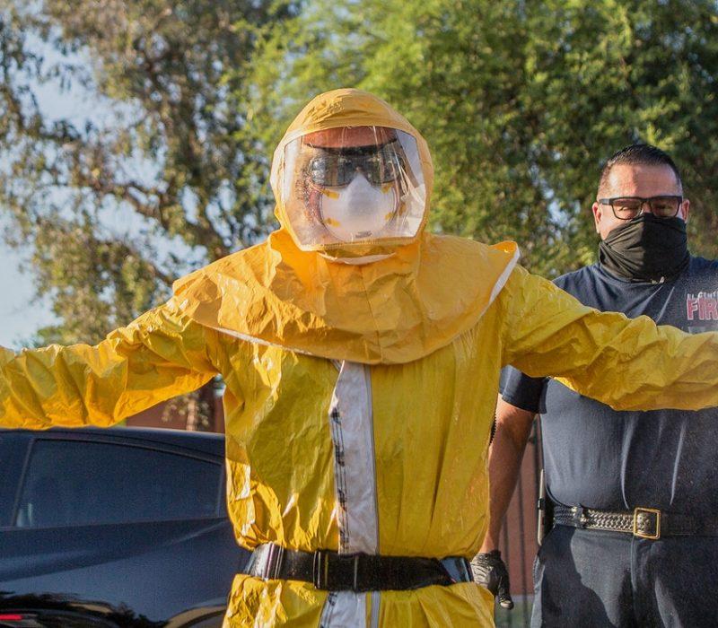 Coronavirus Strikes Latino Families Near California's Salton Sea