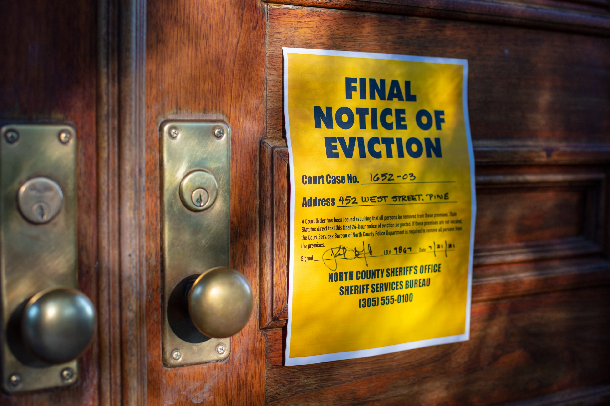 I Lost Everything When My Mother Got Evicted