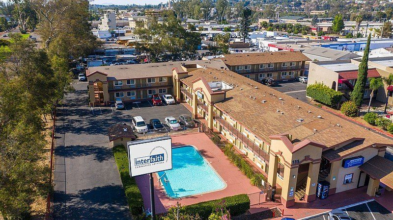 New 'Hotel of Healing' Planned For Homeless In Escondido