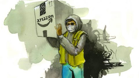 The Amazon Delivery Service Worker Who'd Finally Seen Enough