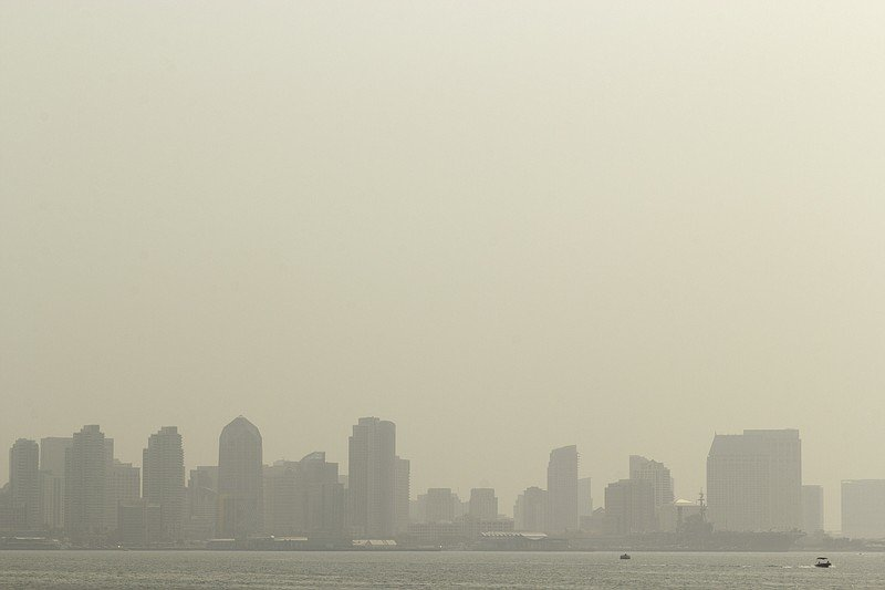 Unhealthy Air Quality From Wildfires Putting Vulnerable Communities At Risk
