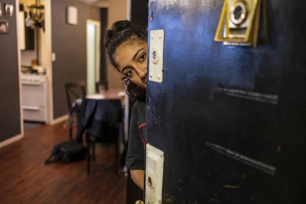 Behind the Doors of New York's Public Housing