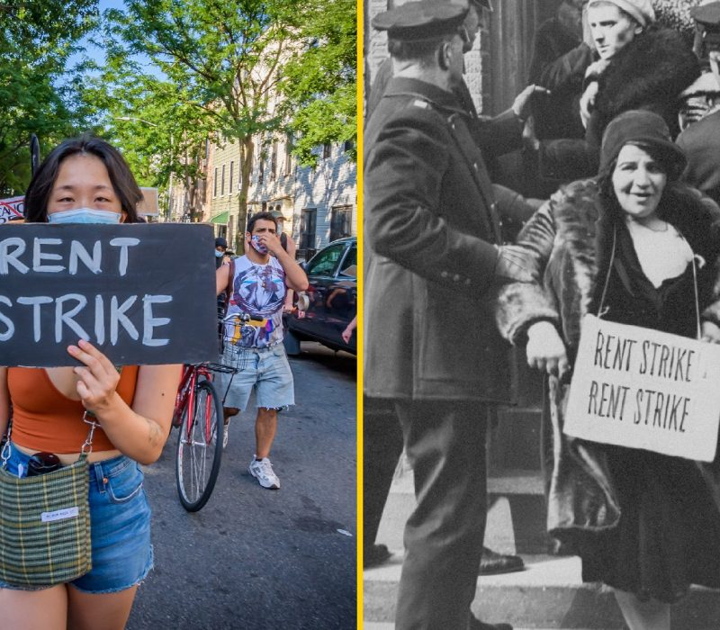 New York Tenants Are Organizing Against Evictions, as They Did in the Great Depression