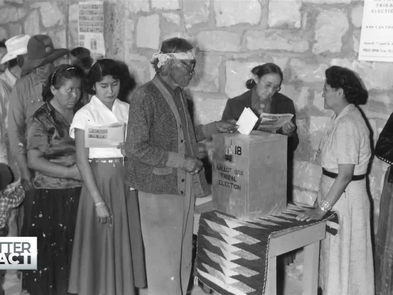 Understanding the Voting Challenges Facing Native Americans