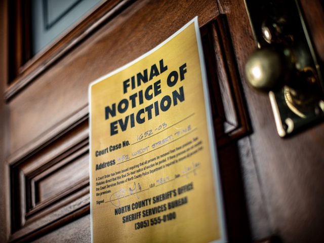 Landlords evict hundreds of Utah renters each month despite a ban during the pandemic