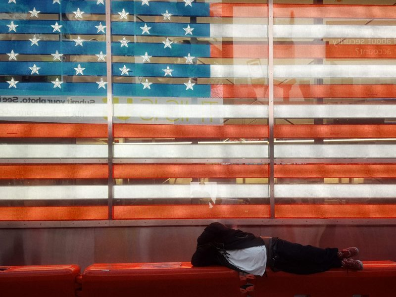 How the United States Chose to Become a Country of Homelessness