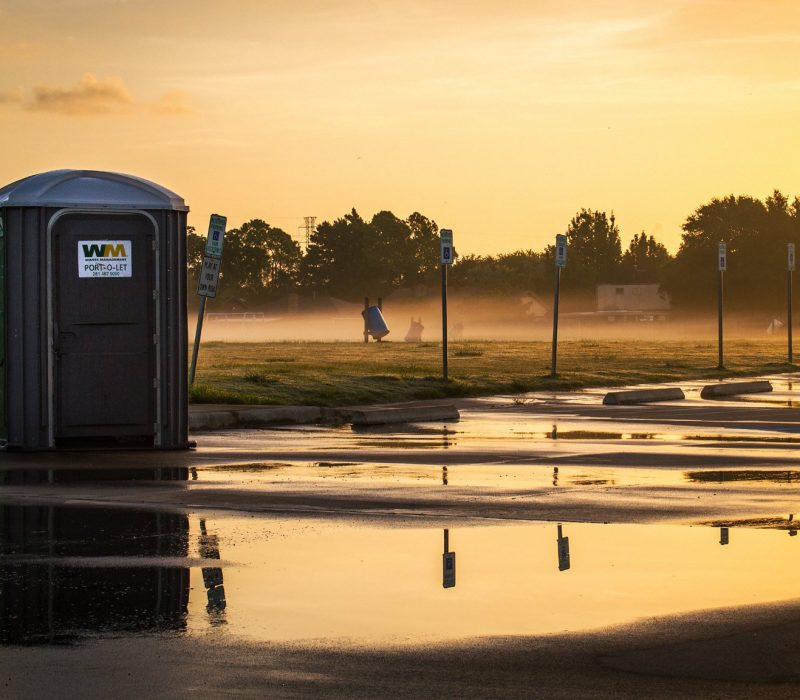 A Port-A-Potty Job Helped Her Escape Homelessness. Now She Watches Others Struggle.