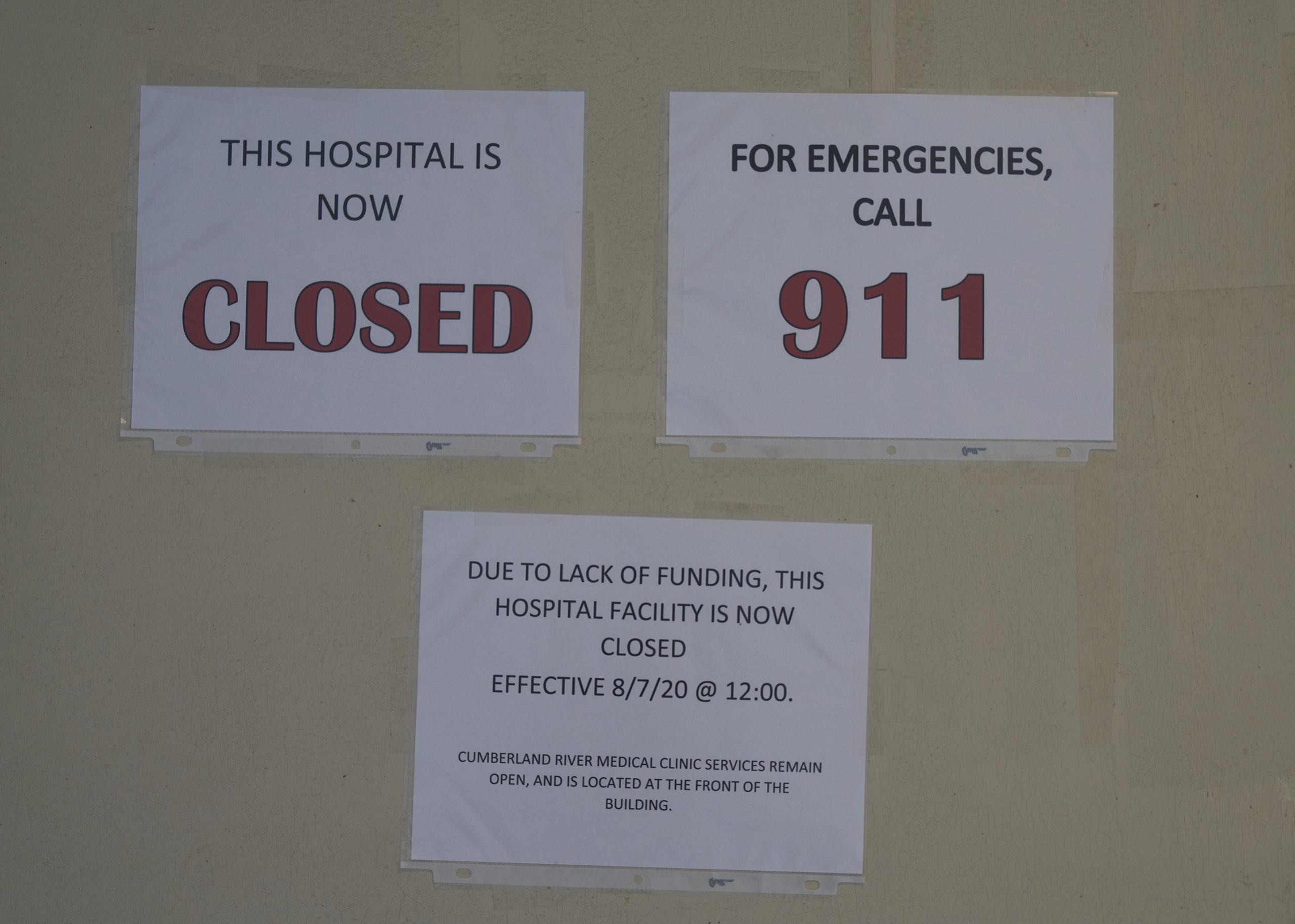 Rural Tennessee is Losing More Hospitals Than Anywhere in the Country, But COVID-19 Isn't Fully to Blame