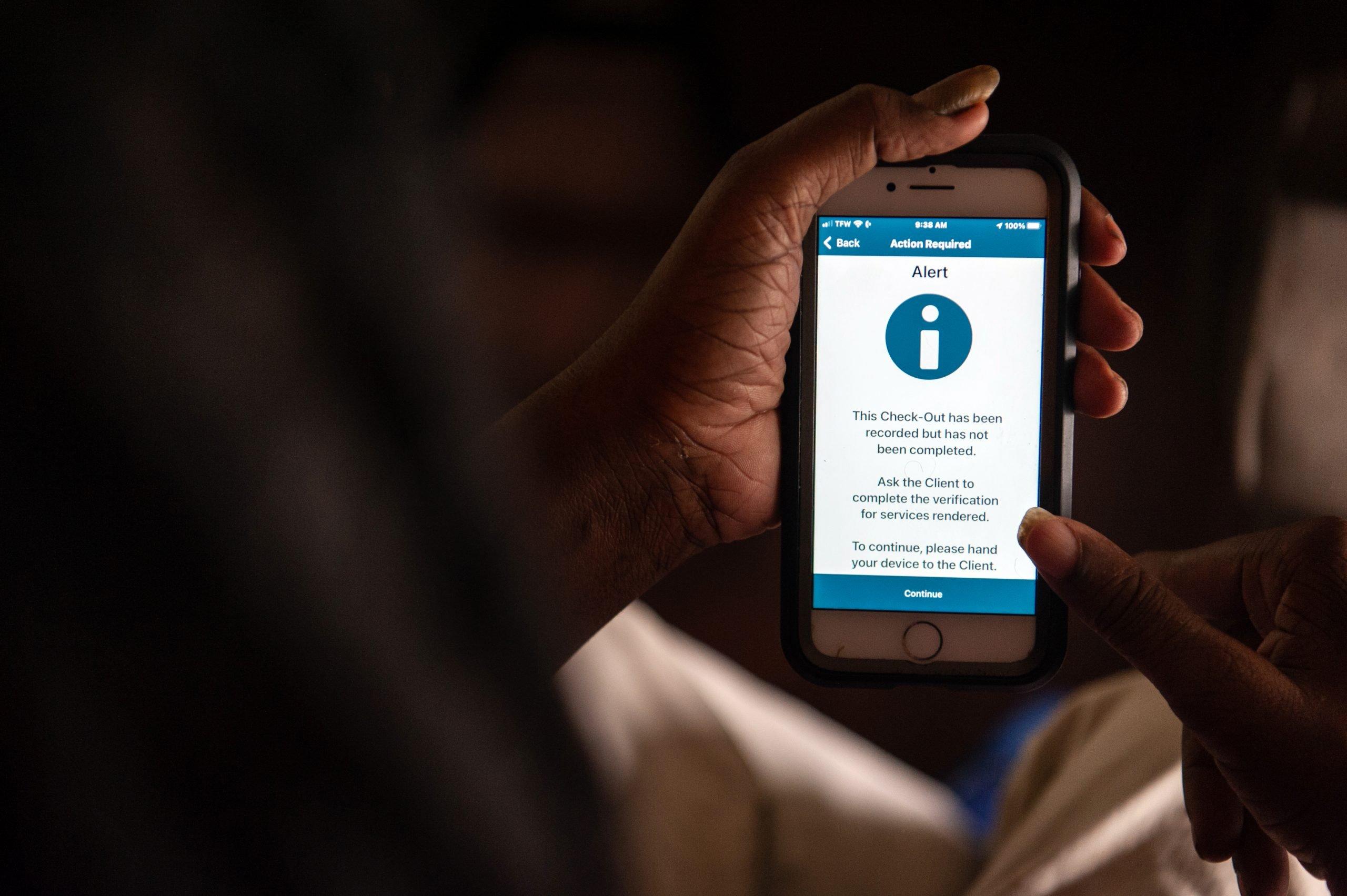 'We don't deserve this': new app places US caregivers under digital surveillance