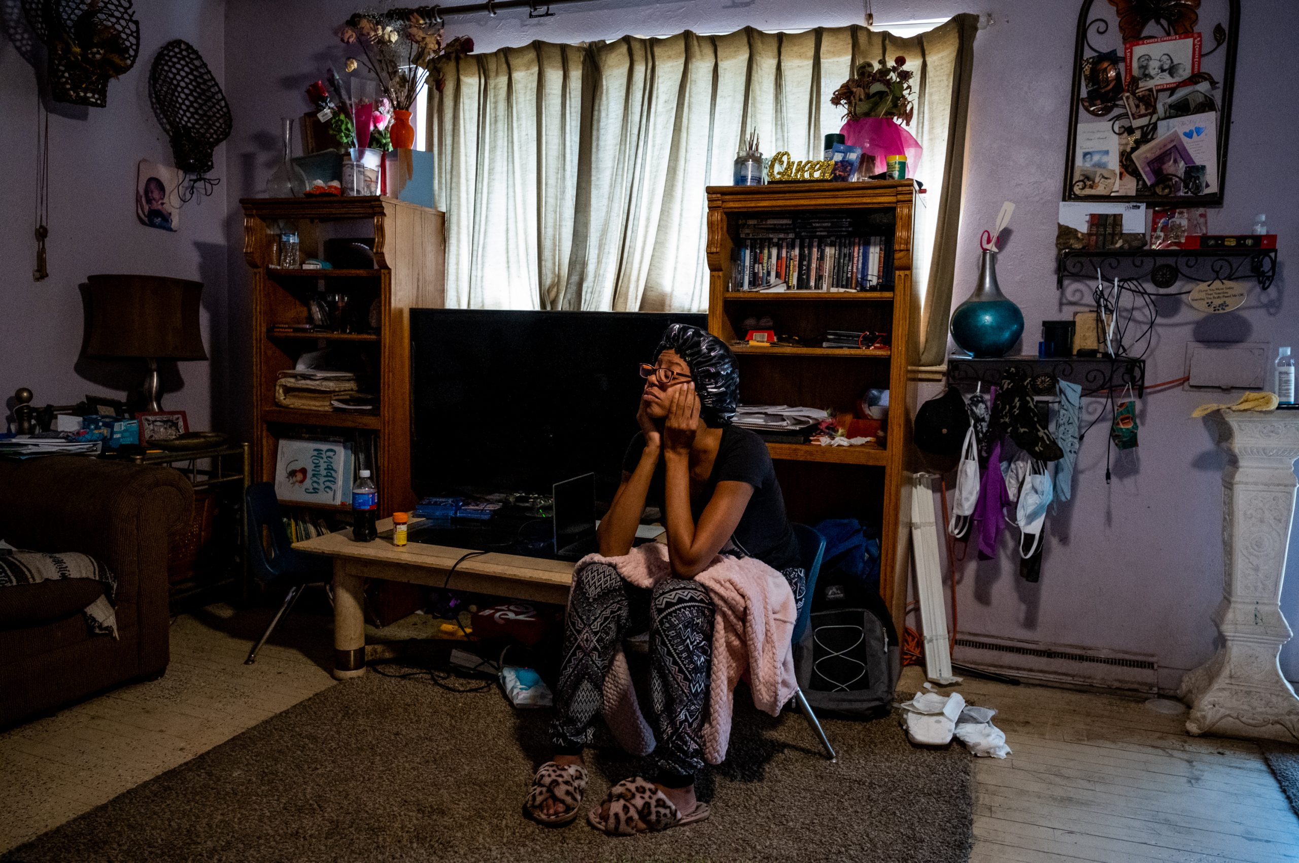 For an Aurora woman, a police settlement didn't make the pain go away