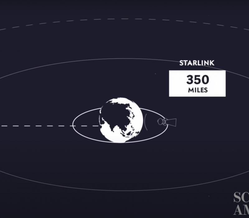 Starlink, Elon Musk, And The Promise (And Perils) Of Internet From Space